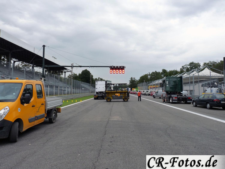 Monza Formel 1