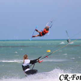 Kiteboarding World Championship 2016 in El Gouna