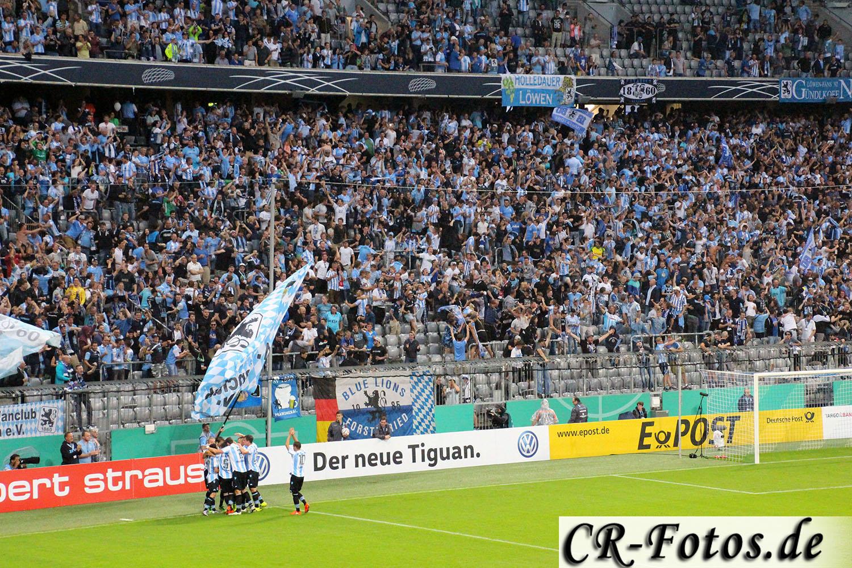 1860 München – Karlsruher SC