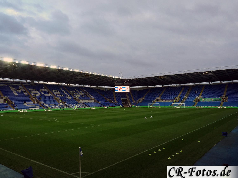 Reading FC – Ipswich Town