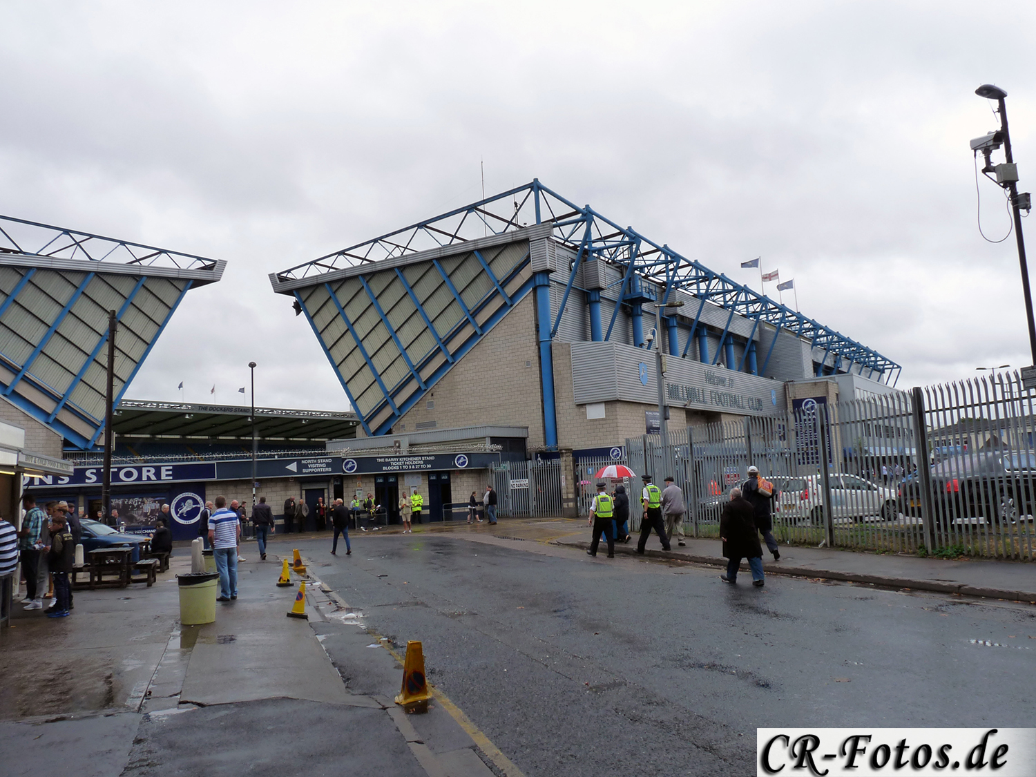 Millwall FC – Coventry City