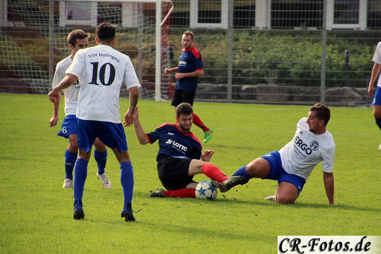 SVGG Hirschlanden-Schöckingen – TSV Höfingen II